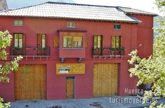 TURISMO VERDE HUESCA. Leyendas del Pirineo